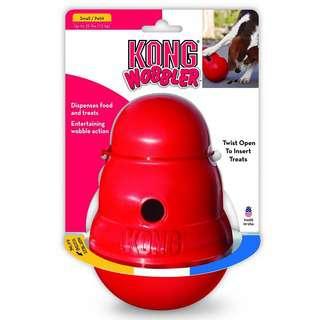 Kong Wobbler Dog Toy S
