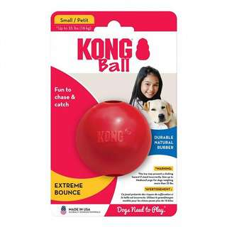 Kong Ball with Hole S