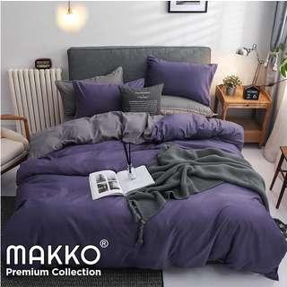 Makko Premium 1000TC - BS-208 - King Bedsheet