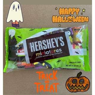 Hershey's Halloween Miniatures