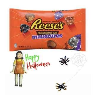 Reese's Halloween Miniatures Peanut Butter Cups