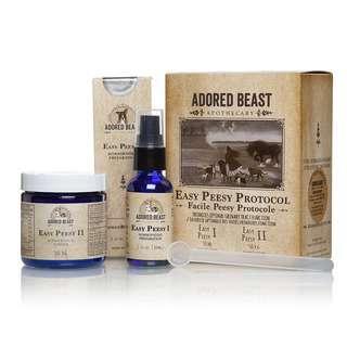 Adored Beast Apothecary Easy Peesy (2 product kit)