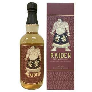 Raiden Pure Malt Whisky 43%