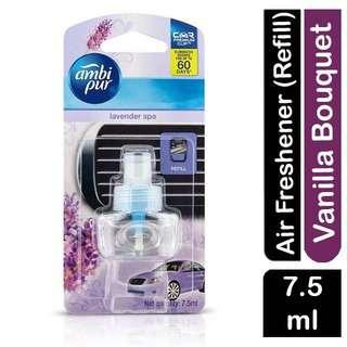 Ambi Pur Lavender Car Freshner Refill - Fresh Lavender Scent