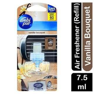 Ambi Pur Vanilla Bouquet Car Freshner Refill