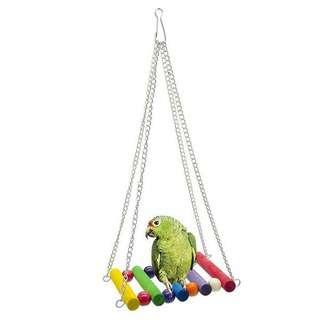 Mighty Pets Rainbow Stick Swing