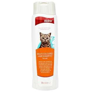 Bioline Multi Coloured Cat Shampoo