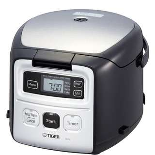 Tiger 0.55Lt 3 Cup Rice Cooker