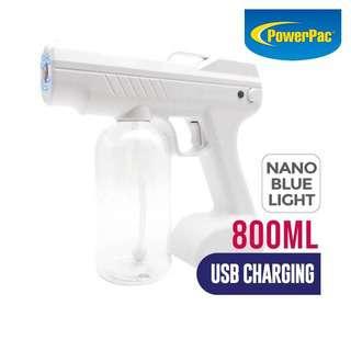 PowerPac (YJ-01) DISINFECTION SANITIZER SPRAY GUN - USB CHARG