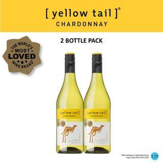 Yellow Tail Chardonnay - White Wine