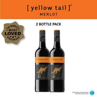 Yellow Tail Merlot - Red Wine