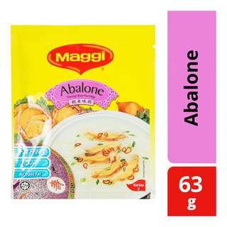 Maggi Instant Rice Porridge - Abalone