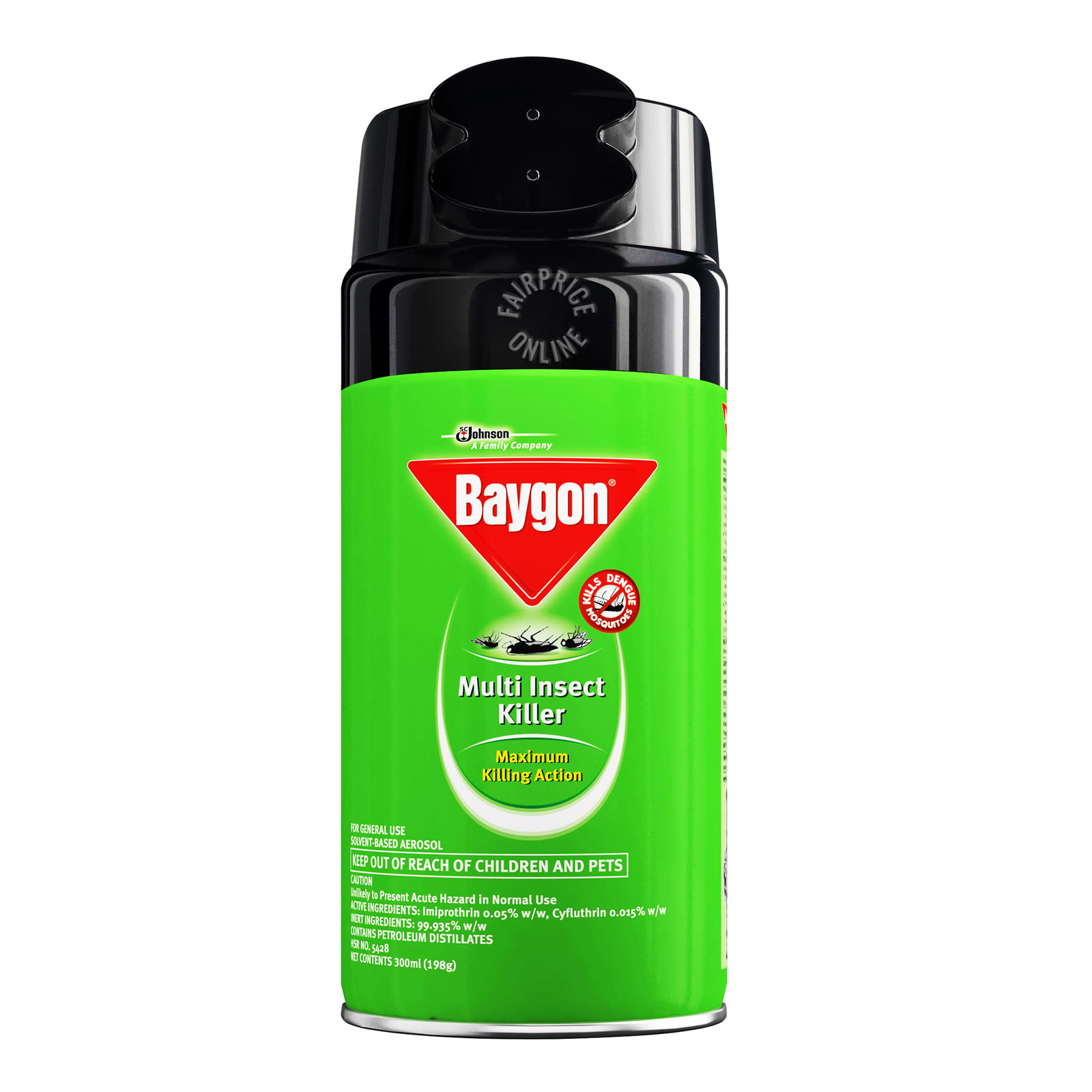 Baygon Multi Insect Killer
