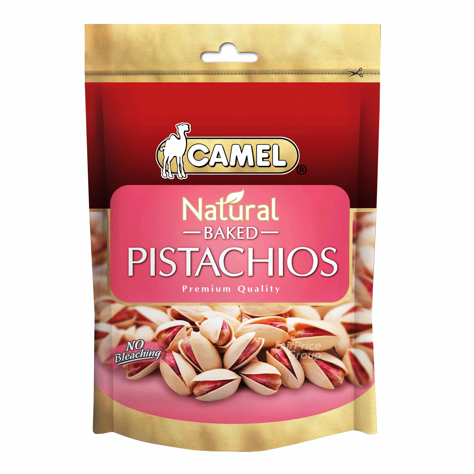 Camel Natural Baked Pistachios