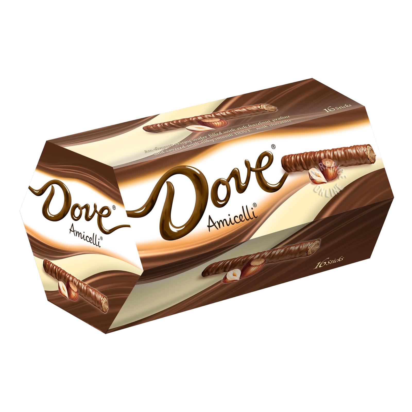 Dove Chocolate Bar - Amicelli