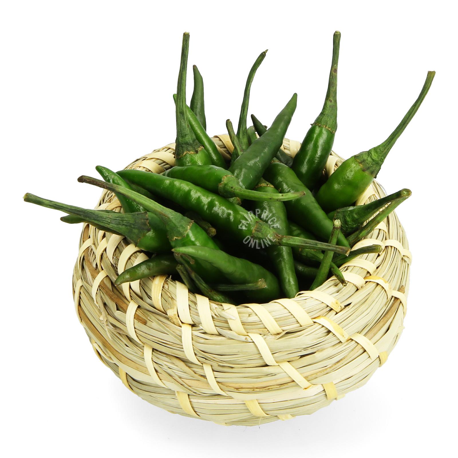 Pasar Chilli Padi - Green