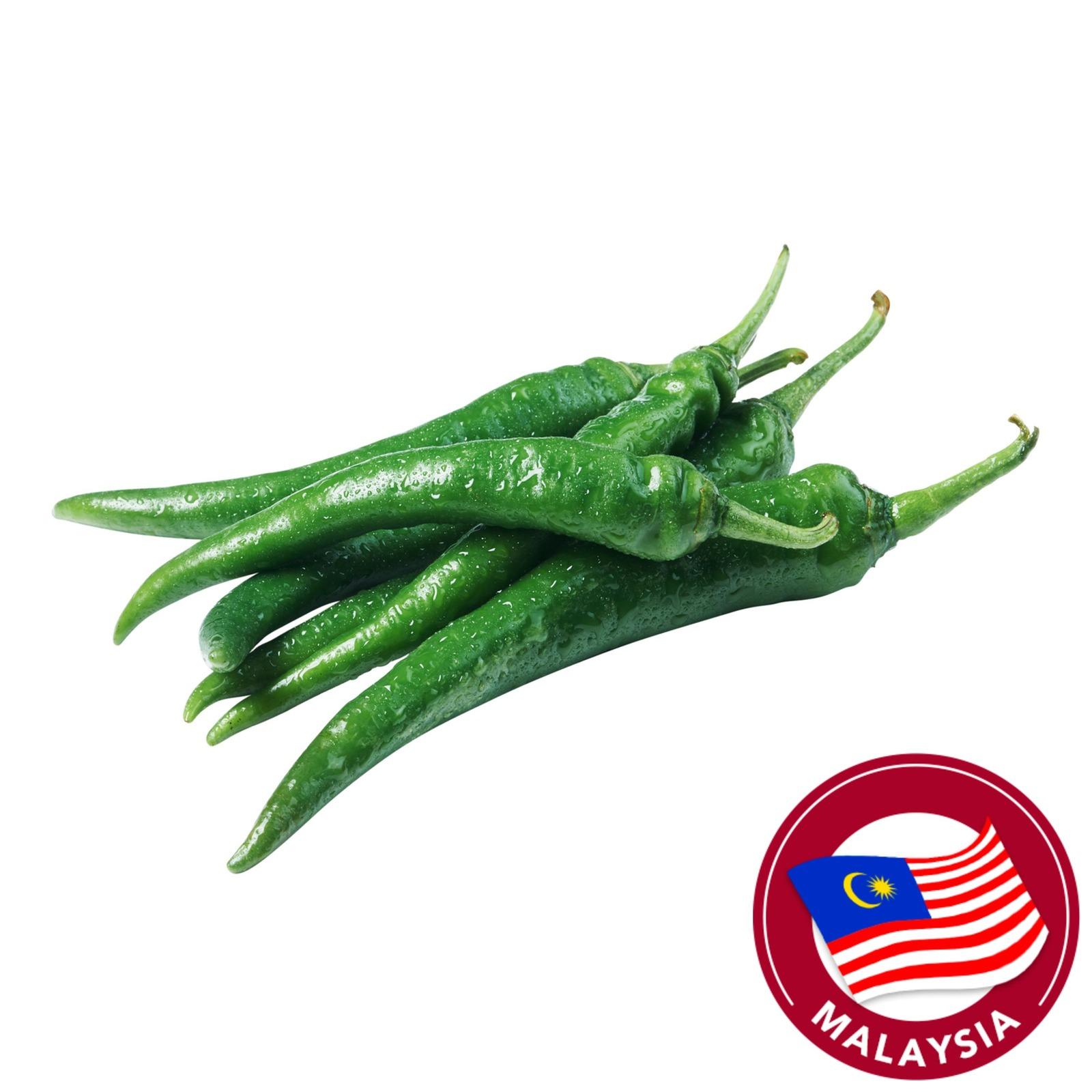 Pasar Green Chili