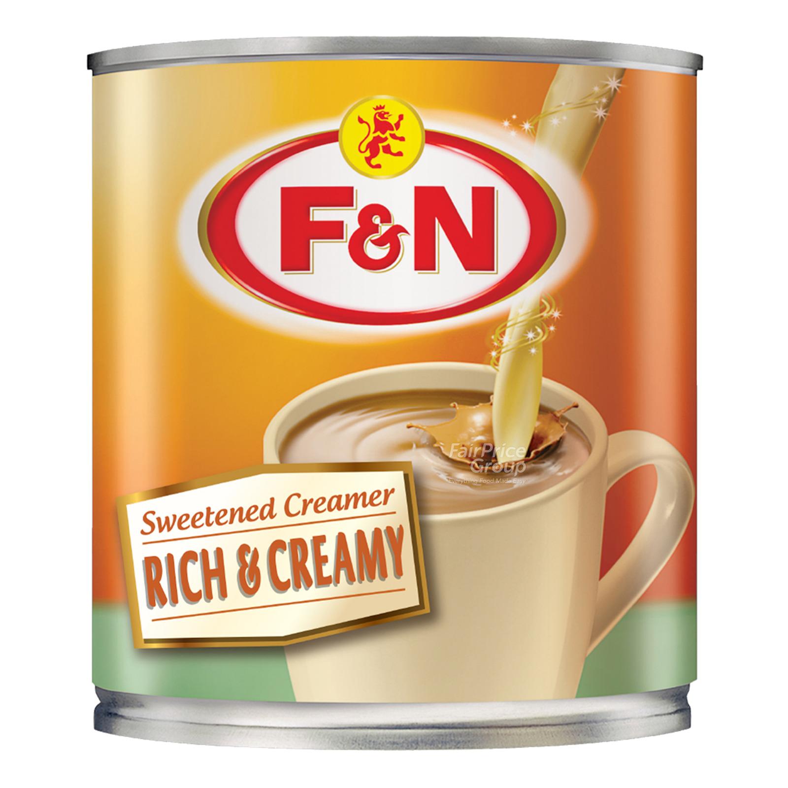 F&N Sweetened Creamer - Rich & Creamy