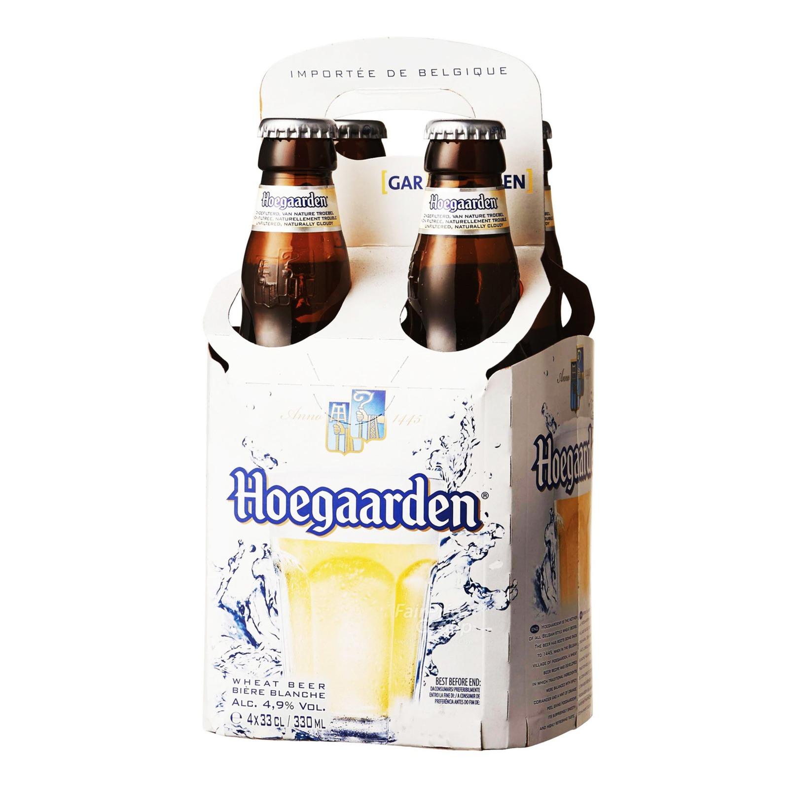 Hoegaarden Bottle Beer - Witbier