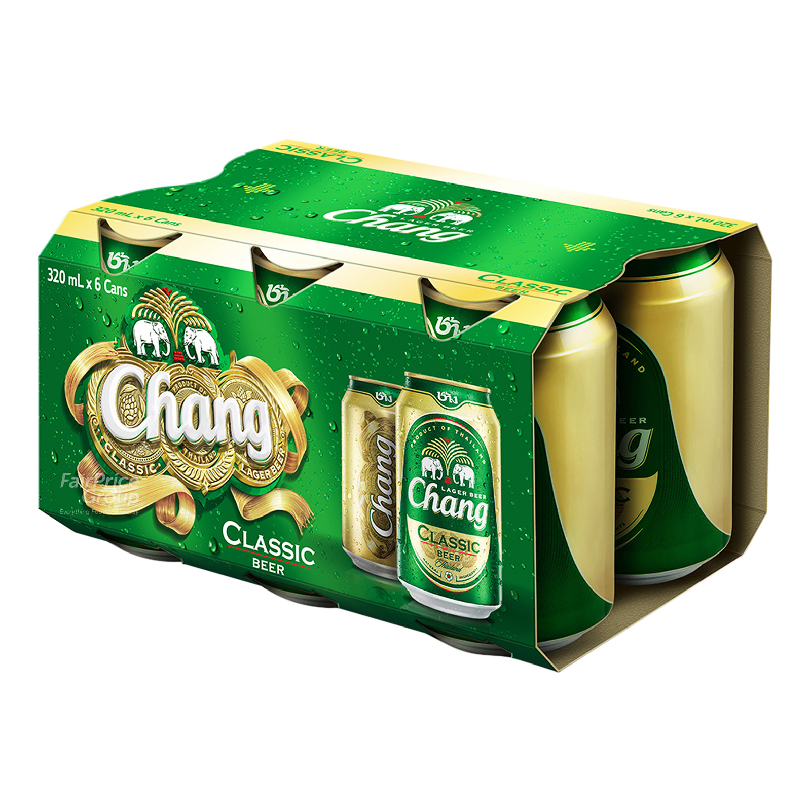 Chang Classic Can Beer