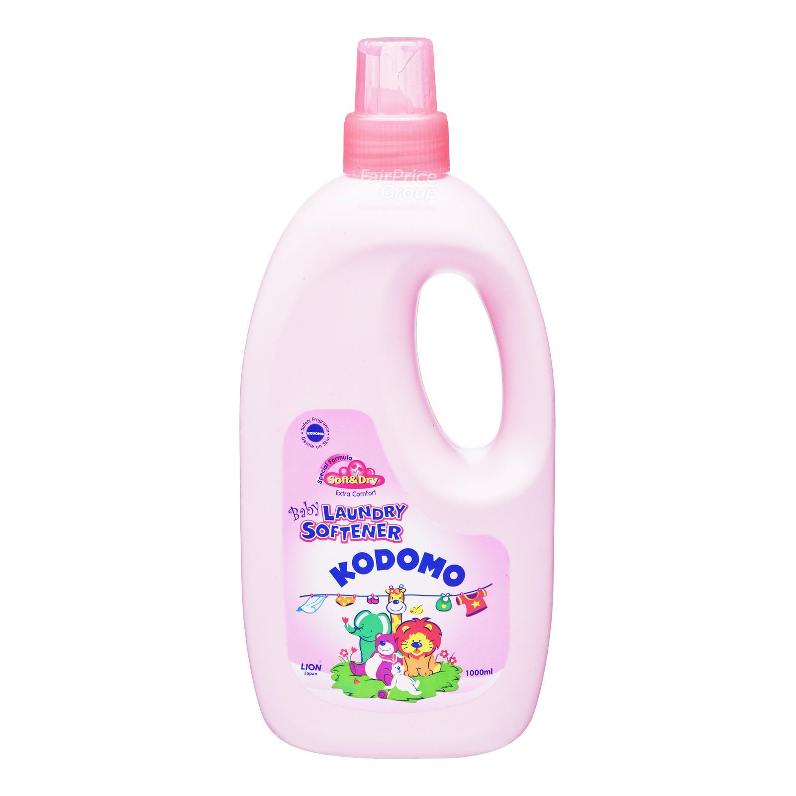 KODOMO baby laundry softener 1l