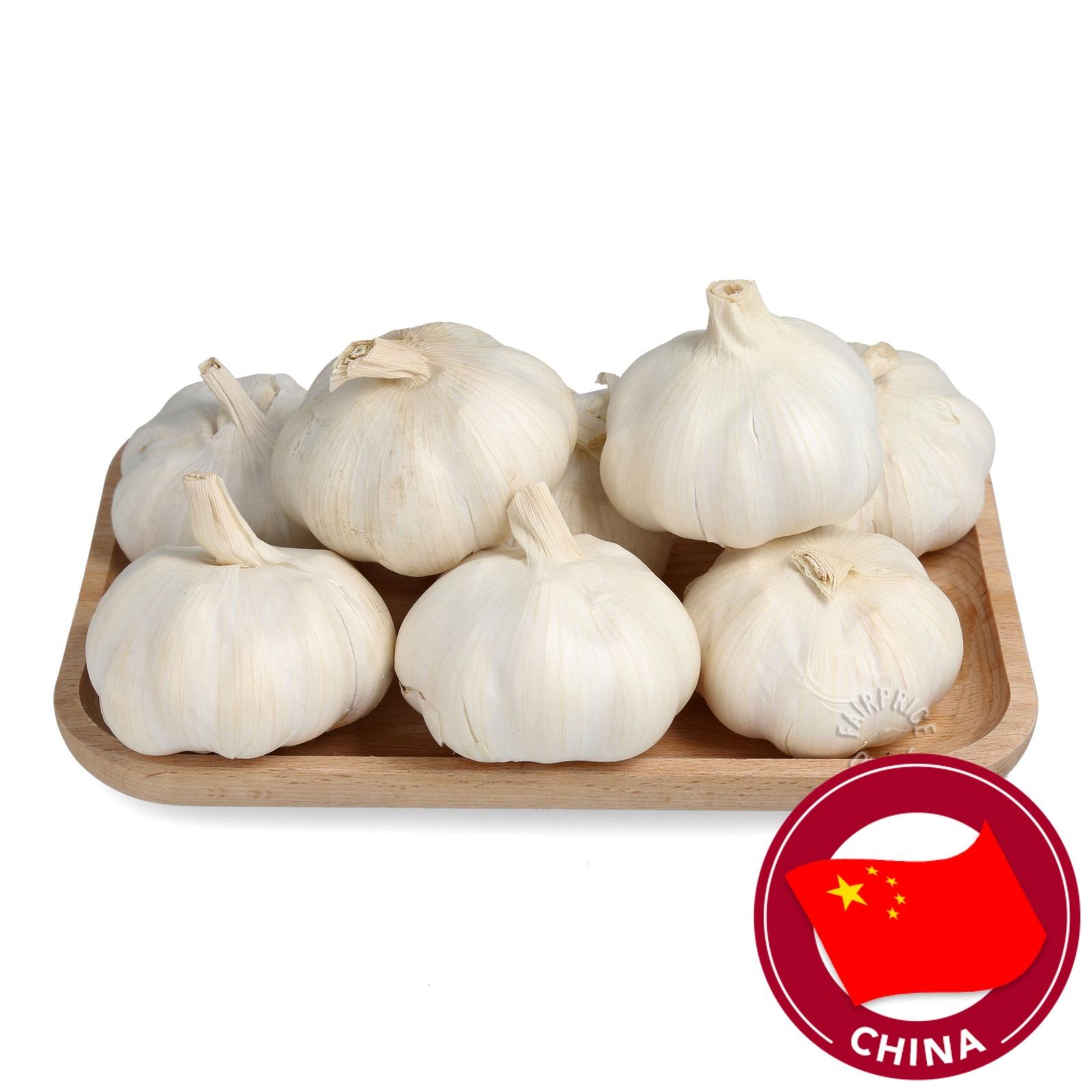 Chef Garlic - Pure White
