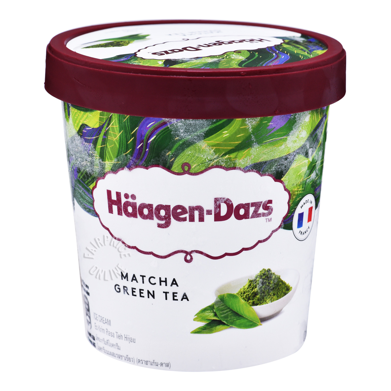 Haagen-Dazs Ice Cream - Matcha Green Tea
