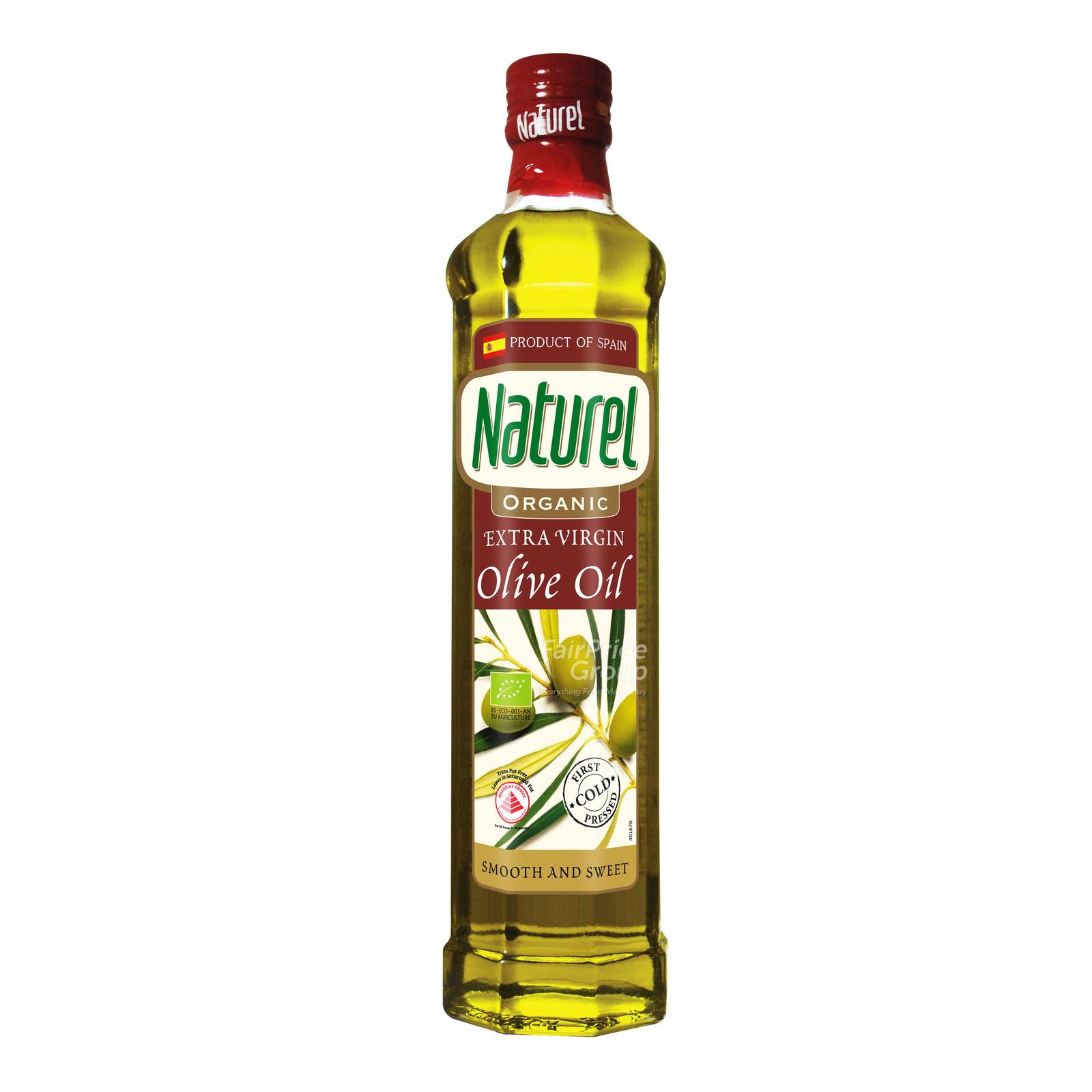 Naturel Organic Olive Oil - Extra Virgin