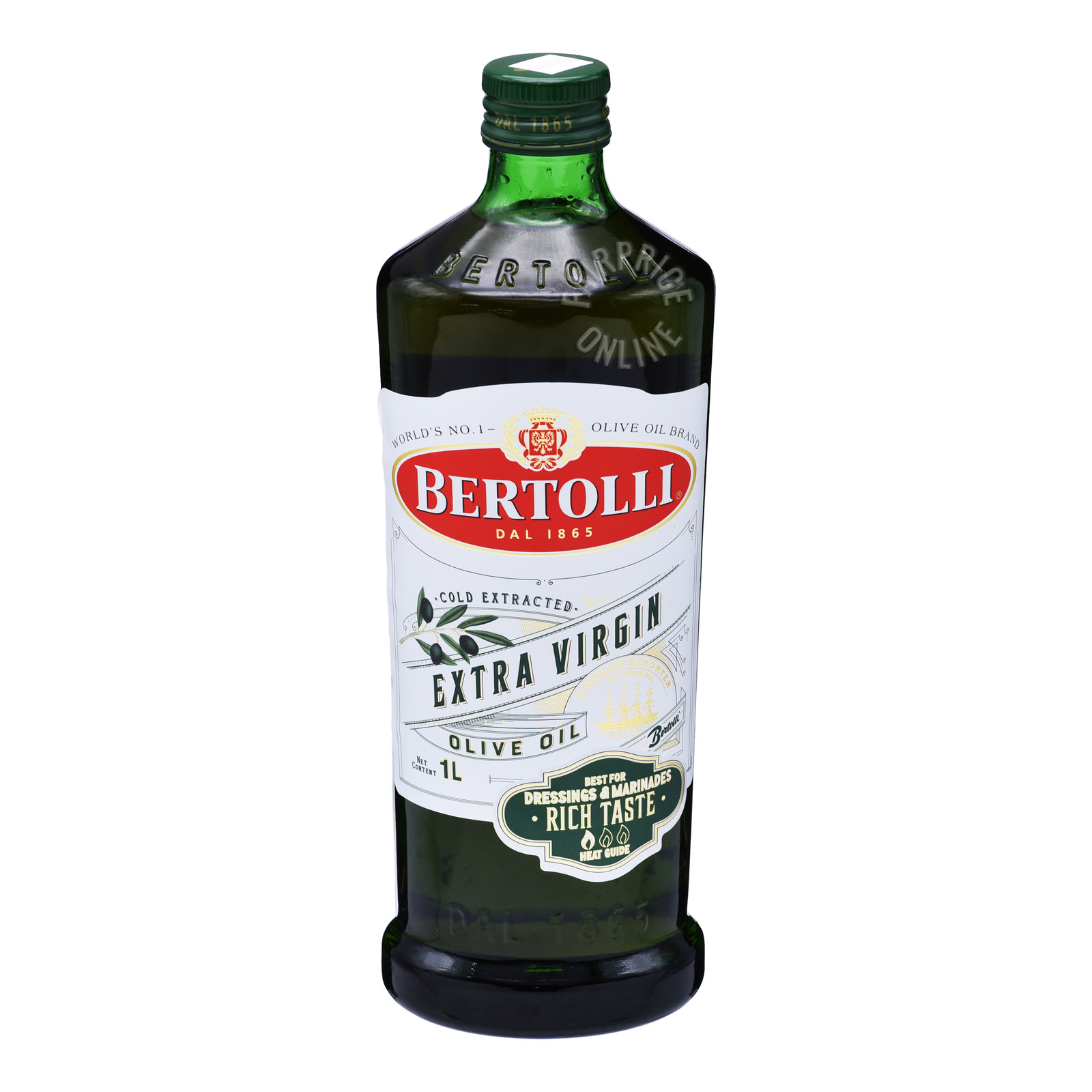 Bertolli Olive Oil - Extra Virgin
