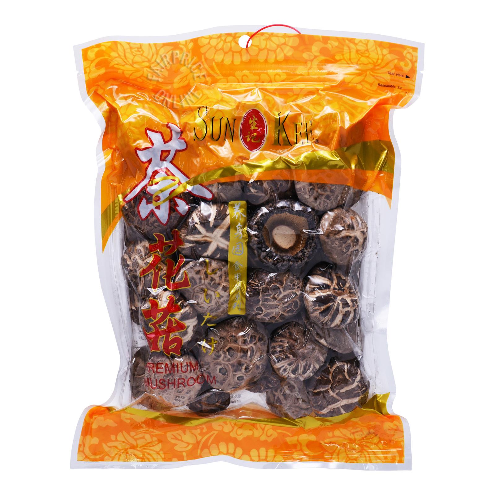 Sun Kee Dried Tea Flower Mushroom