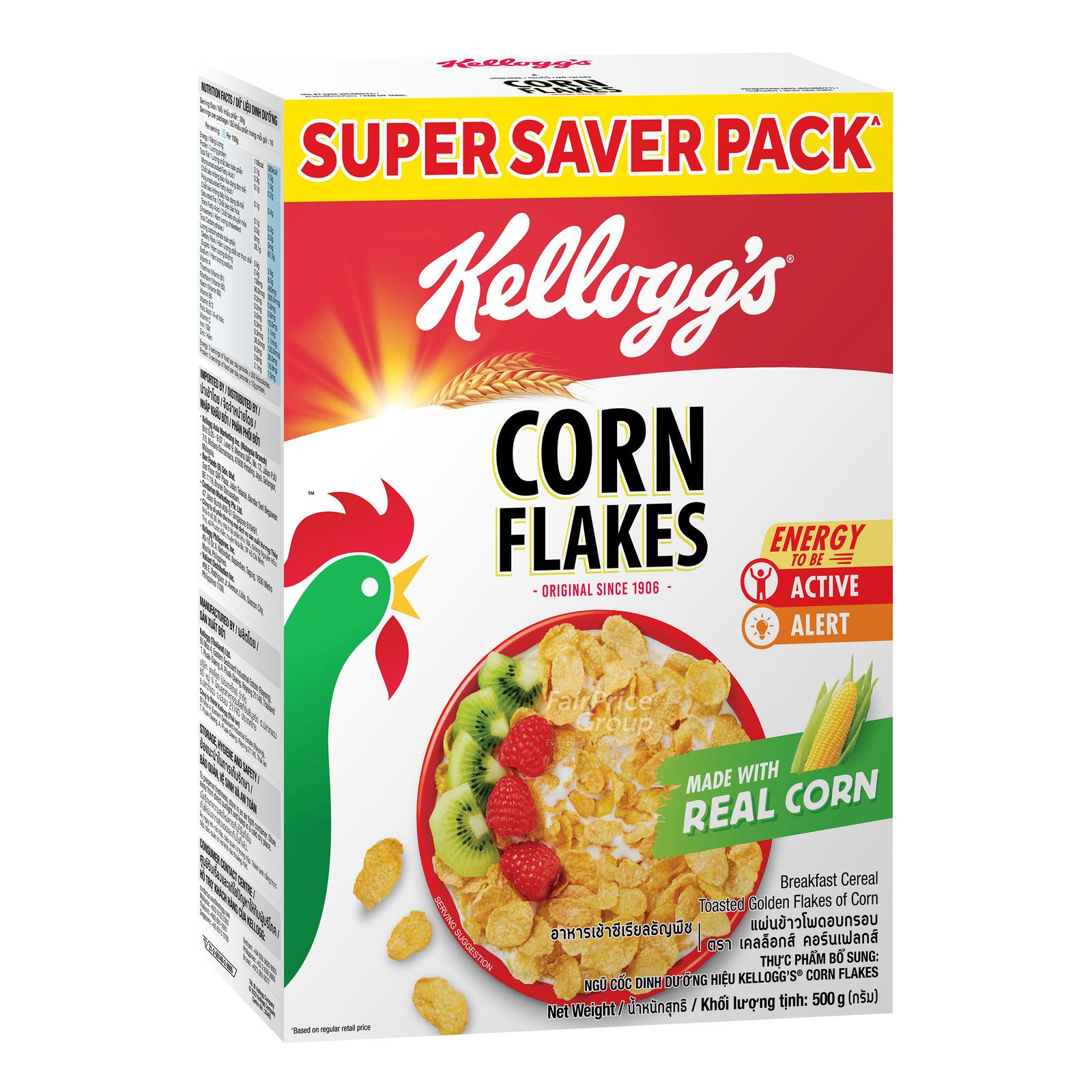 Kellogg's Cereal - Cornflakes (Jumbo Pack)
