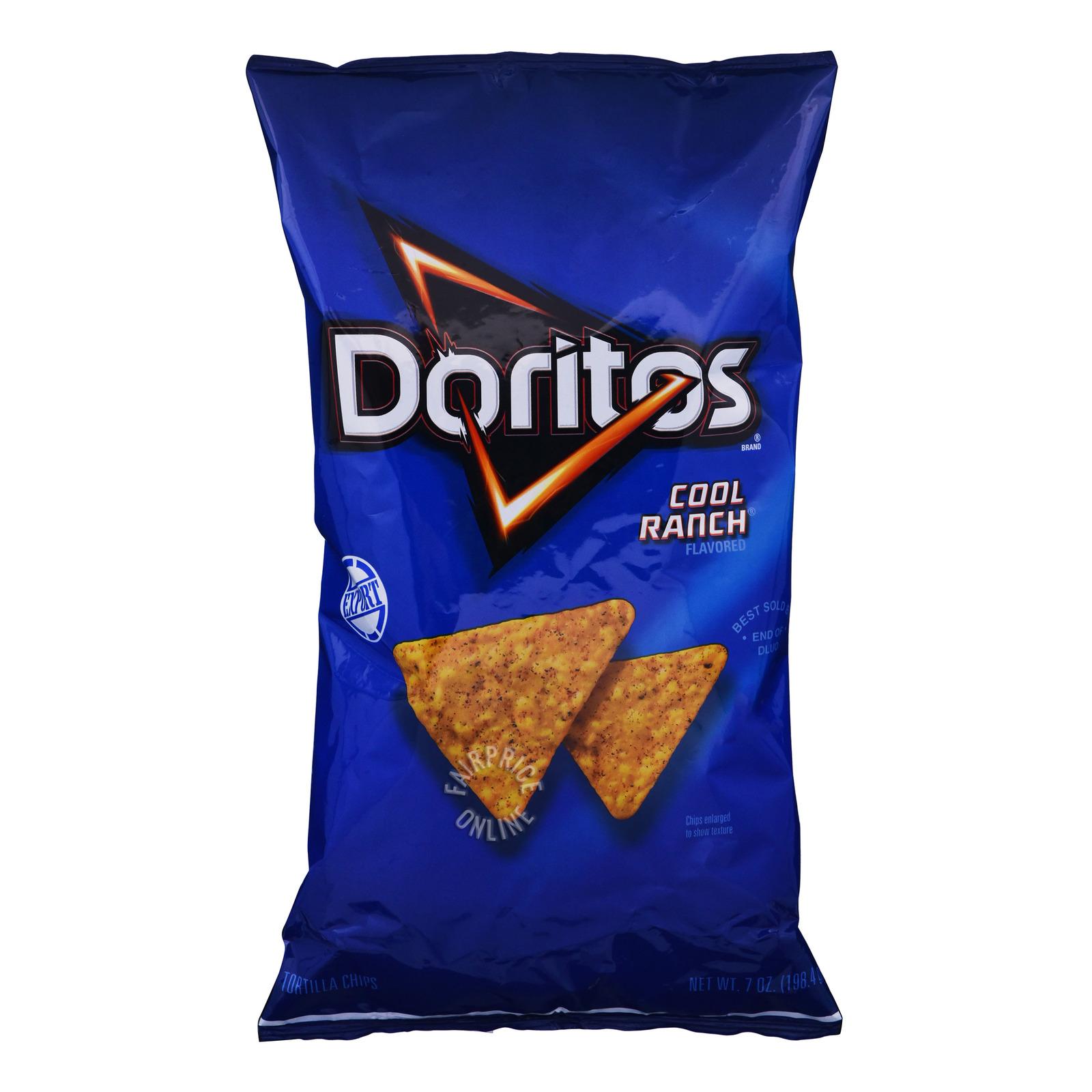 Doritos Tortilla Chips - Cool Ranch