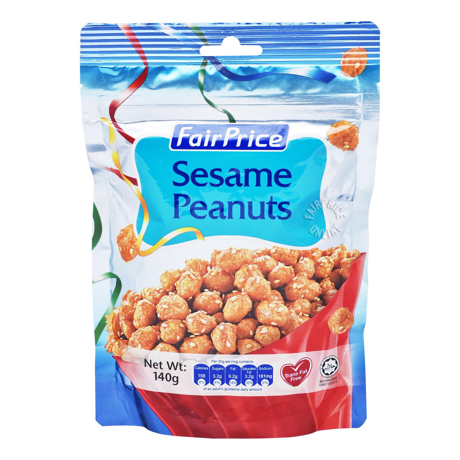 FairPrice Peanuts - Sesame