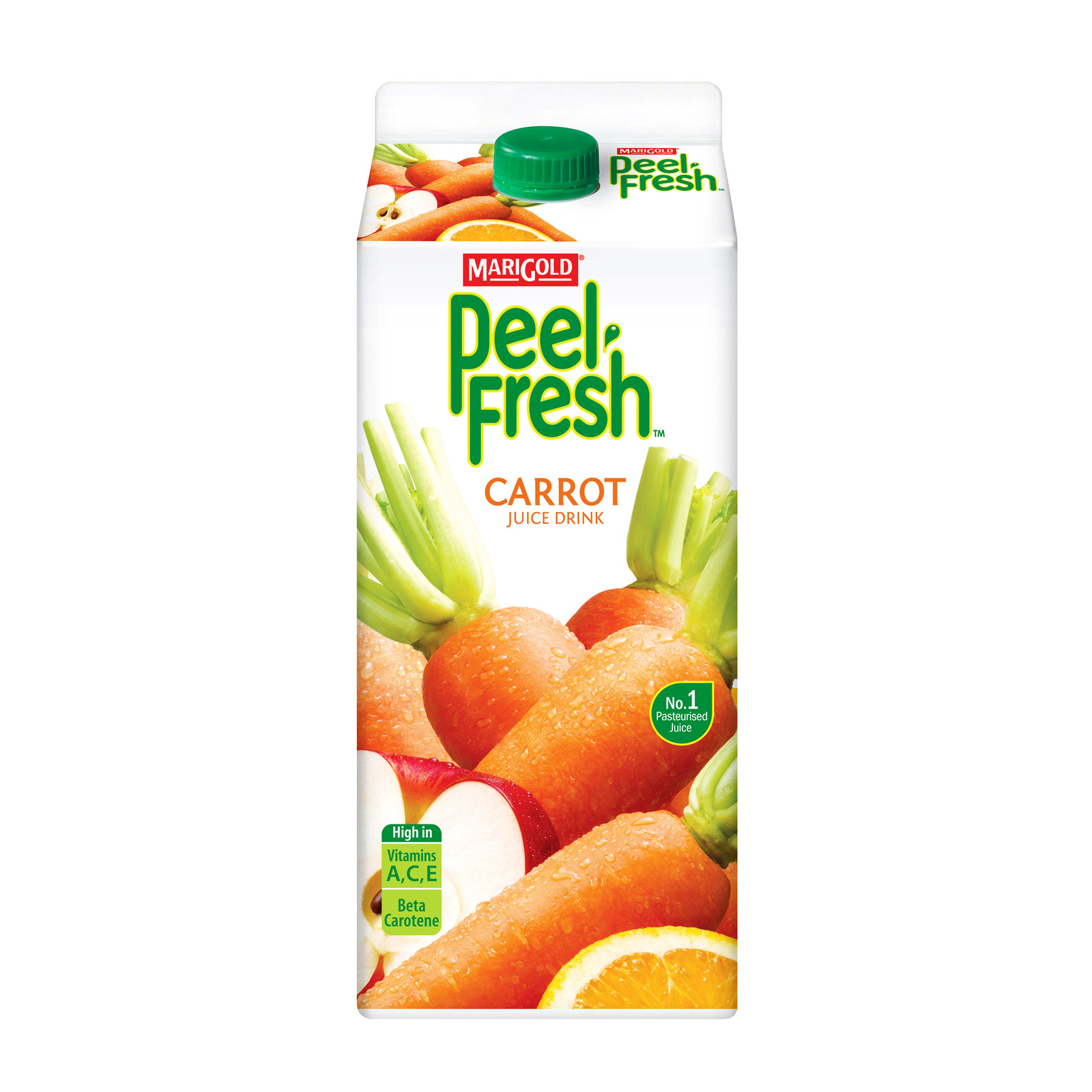MARIGOLD PEEL FRESH Carrot Juice 1.89L