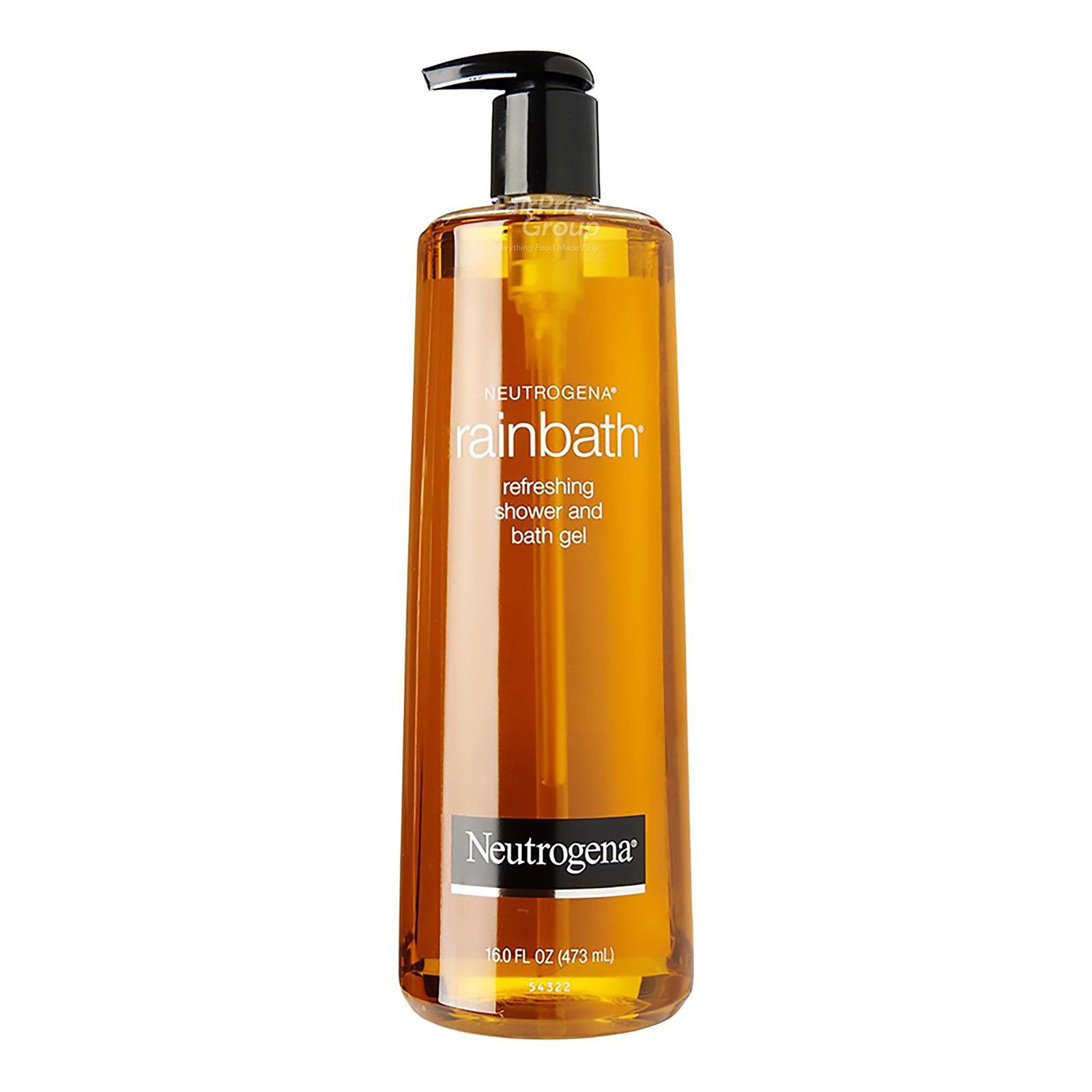 Neutrogena Rainbath Shower & Bath Gel - Refreshing