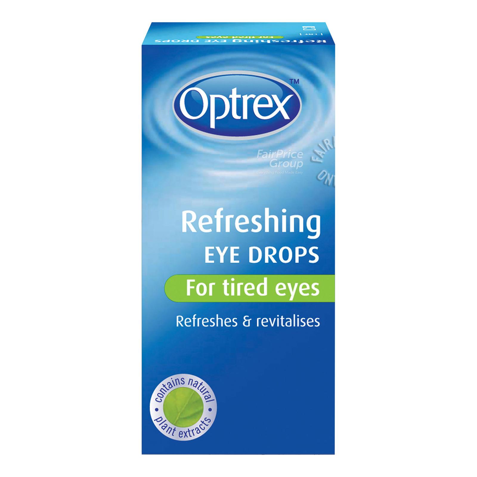 Optrex Eye Drop - Refreshing
