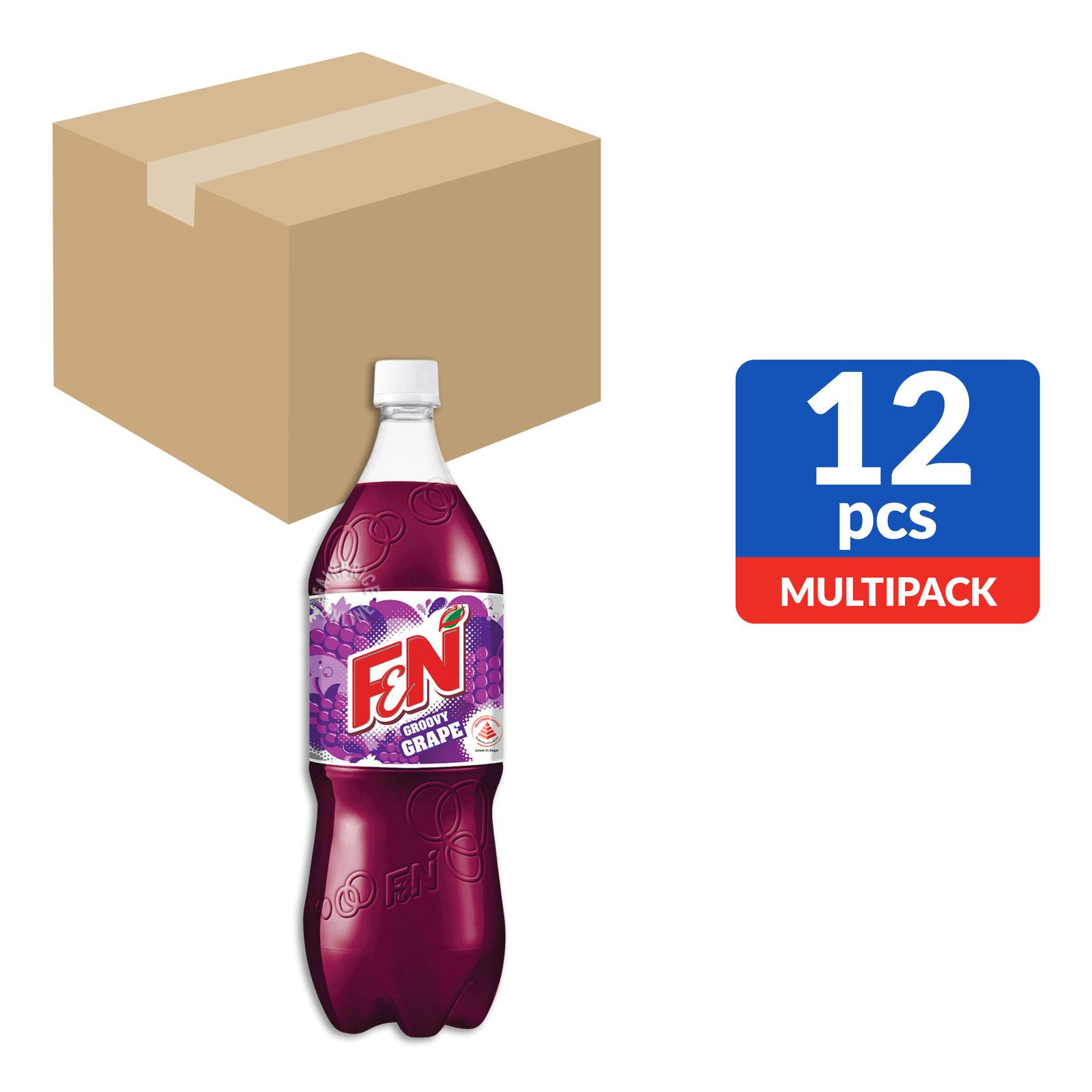 F&N Flavoured Bottle Drink - Groovy Grape