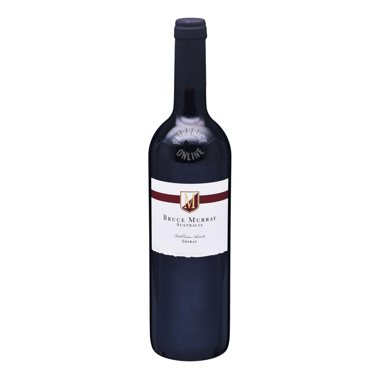 Bruce Murray Red Wine - Shiraz