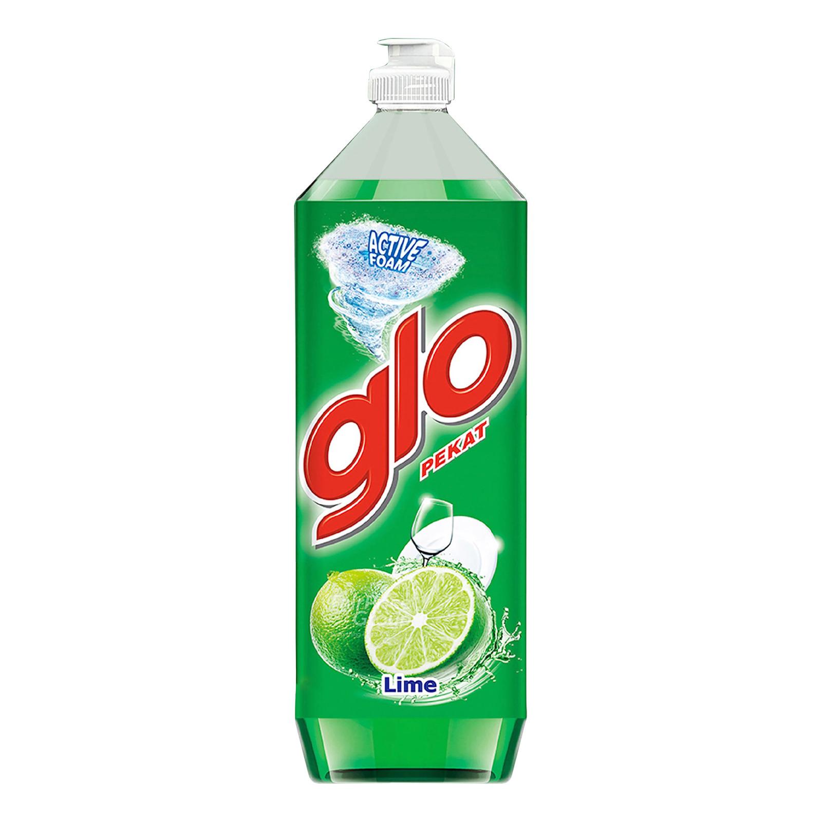 GLO Dishwashing Liquid Lime 900ml
