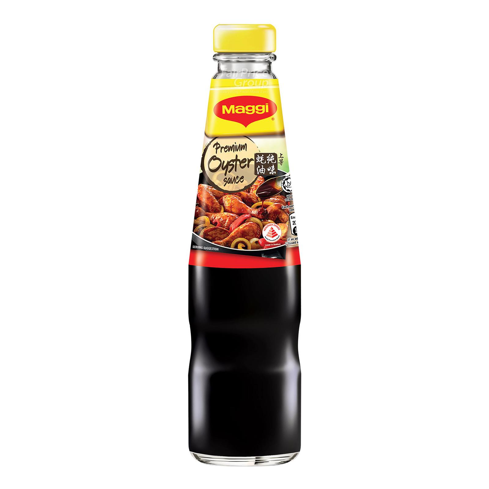 Maggi Hcs Pre.Oyster Sauce 500G