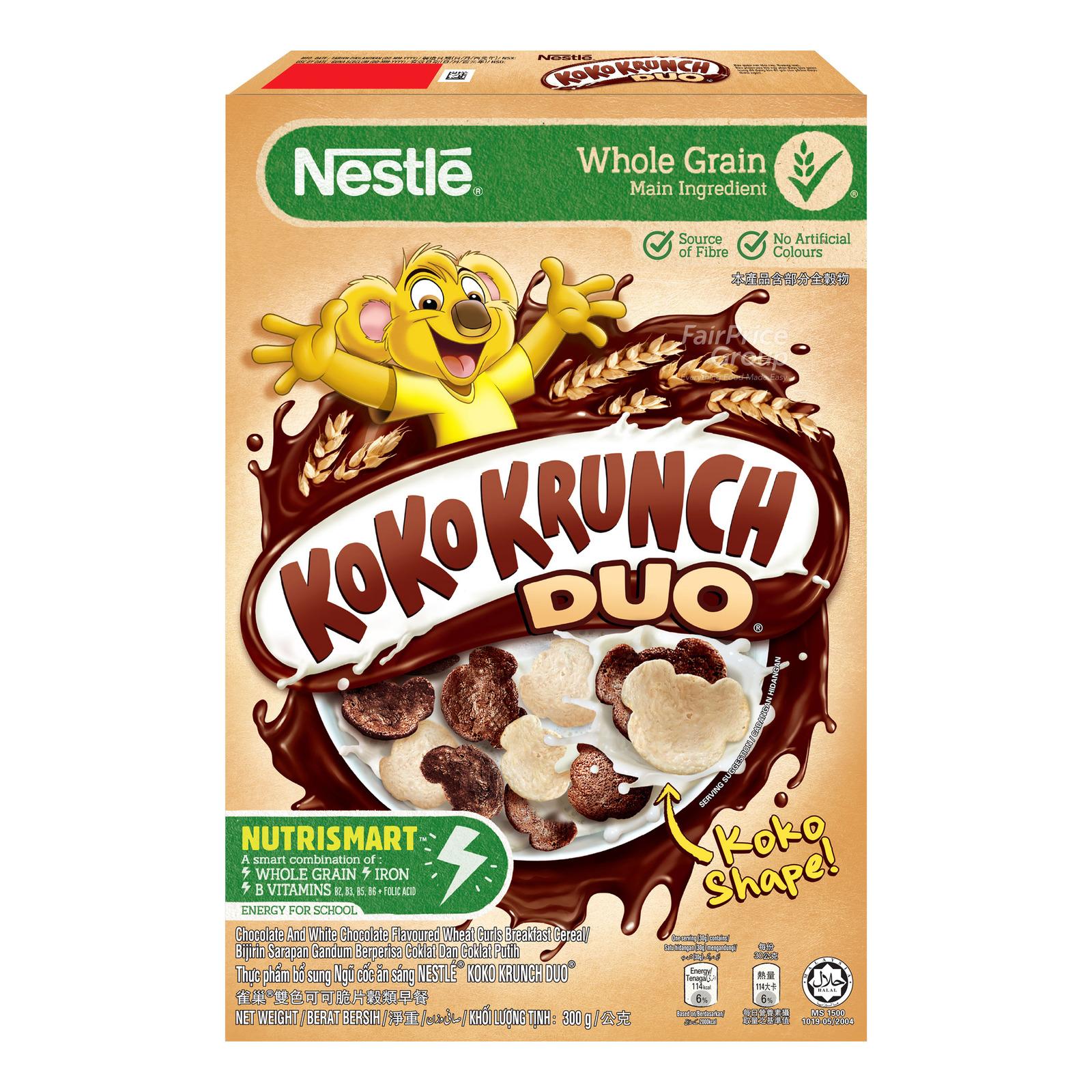Nestle Cereal - Koko Krunch Duo
