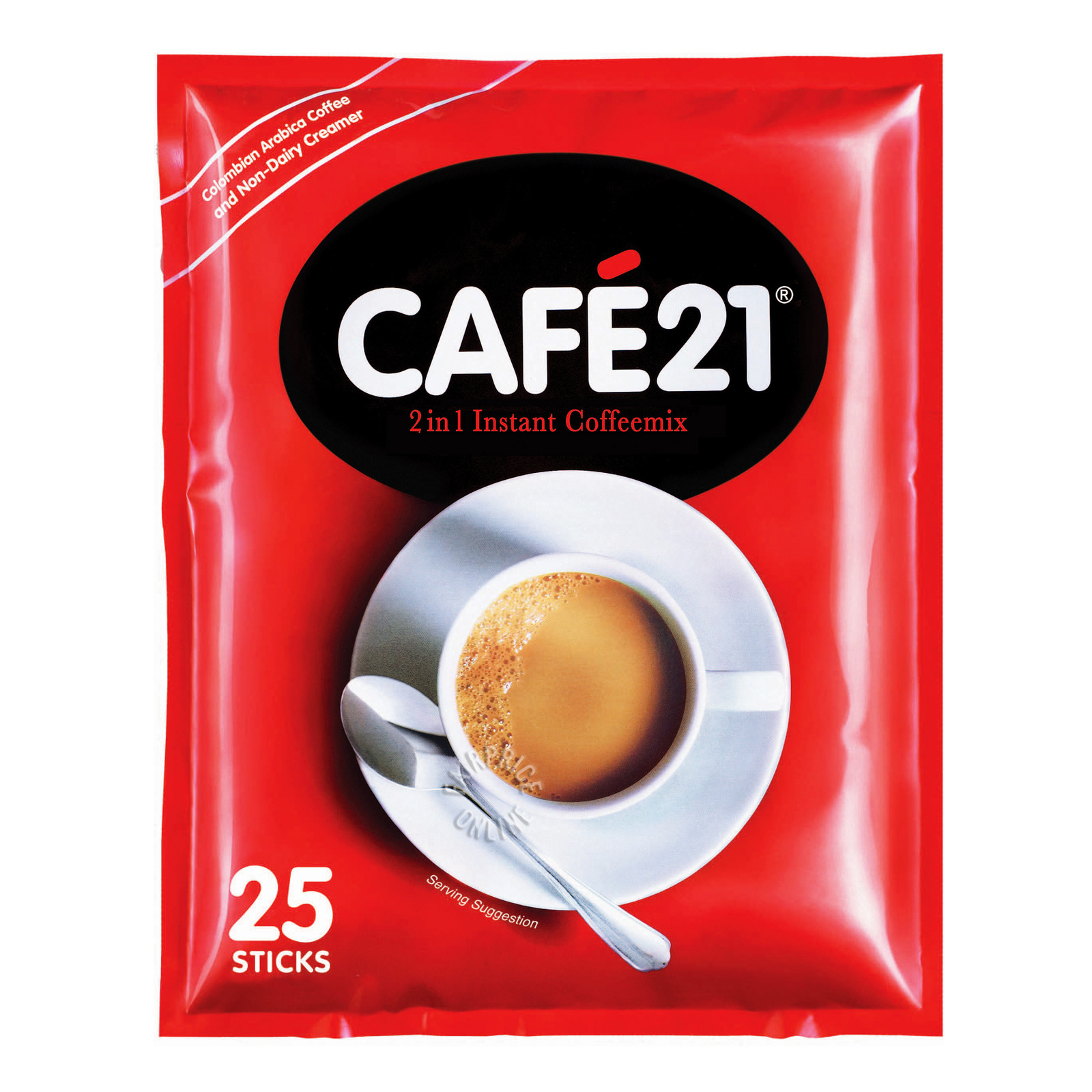 Cafe21 2 in 1 Instant Coffeemix - Original