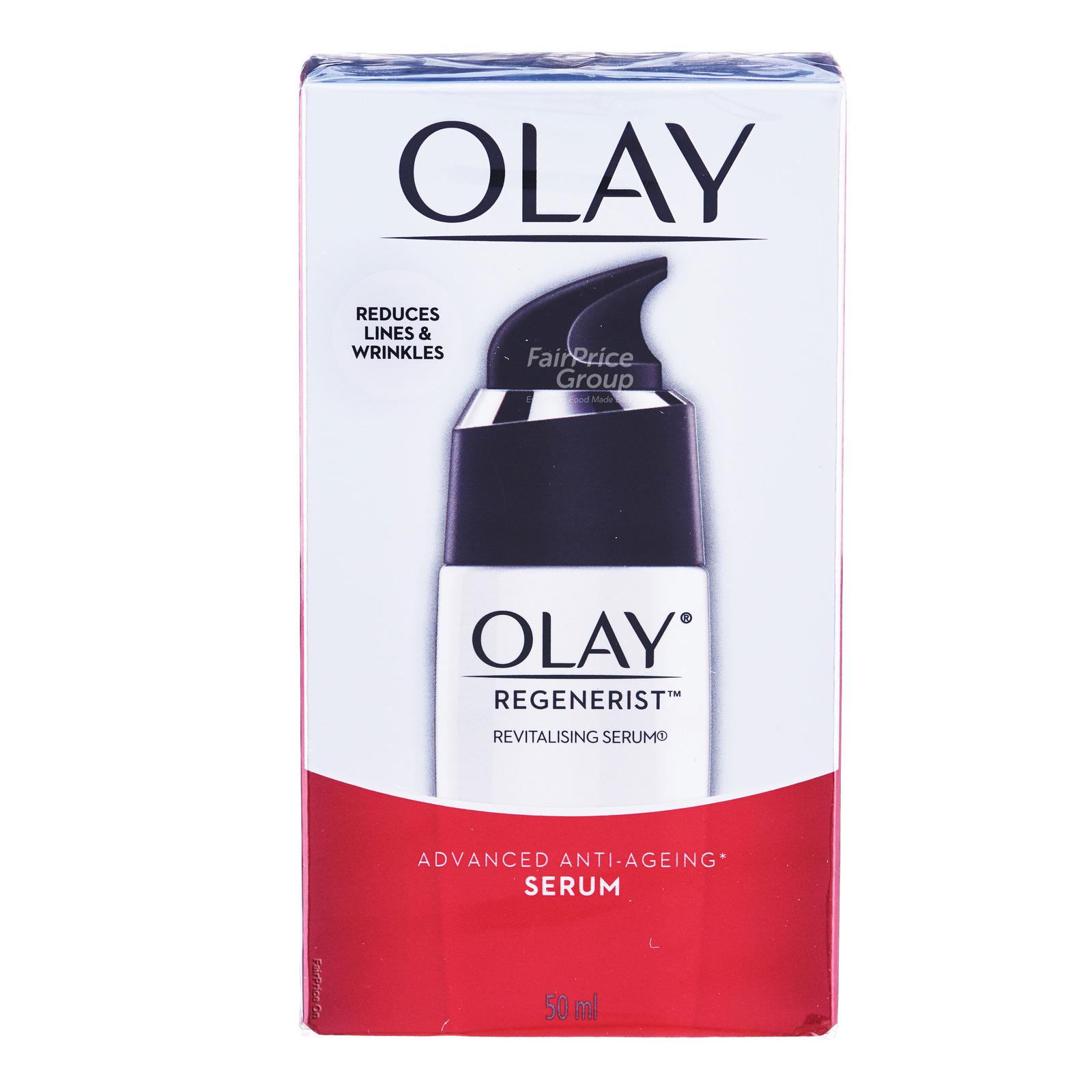 Olay Regenerist Revitalising Serum