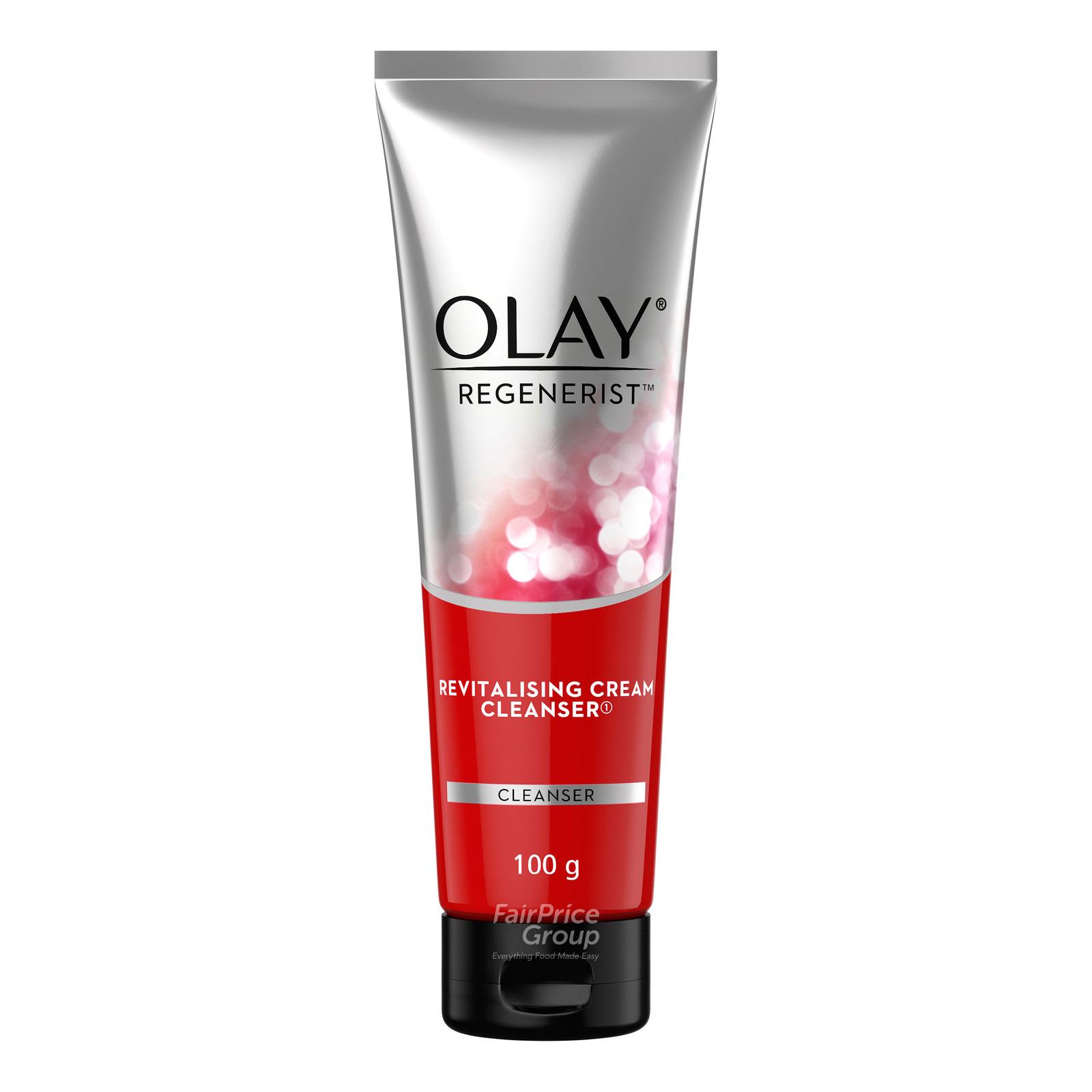 Olay Regenerist Revitalising Cream Cleanser