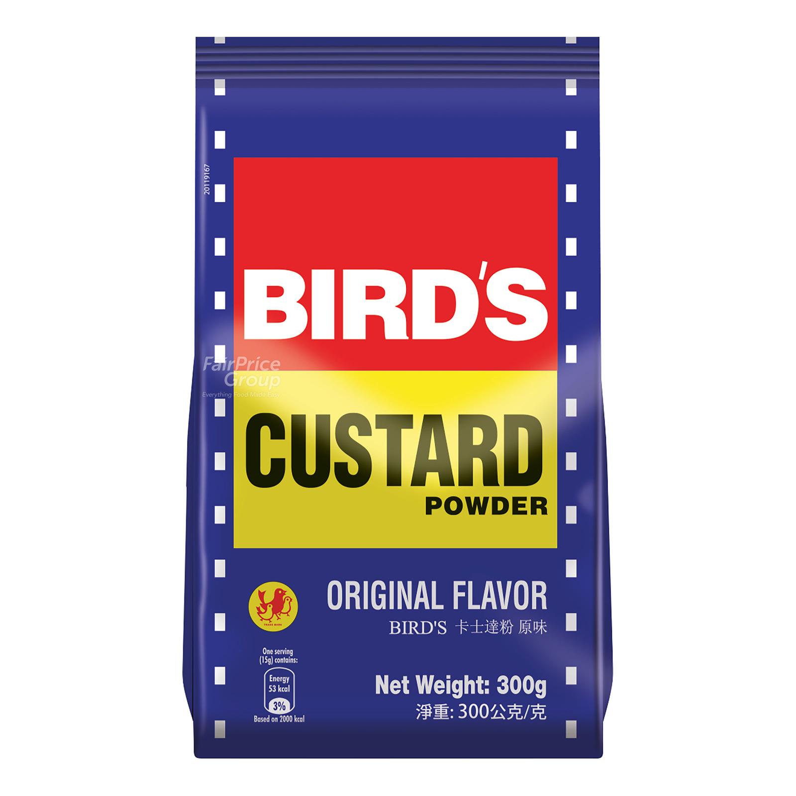 Bird's Custard Powder - Original