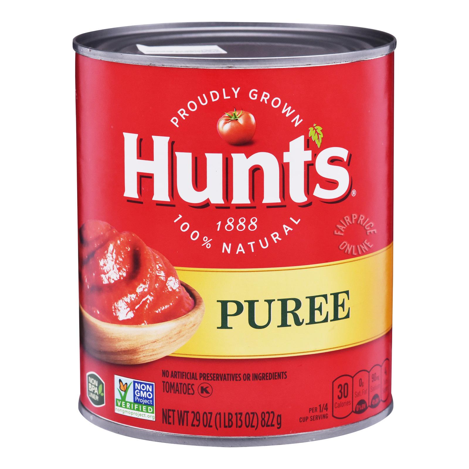 Hunt's Tomato Puree