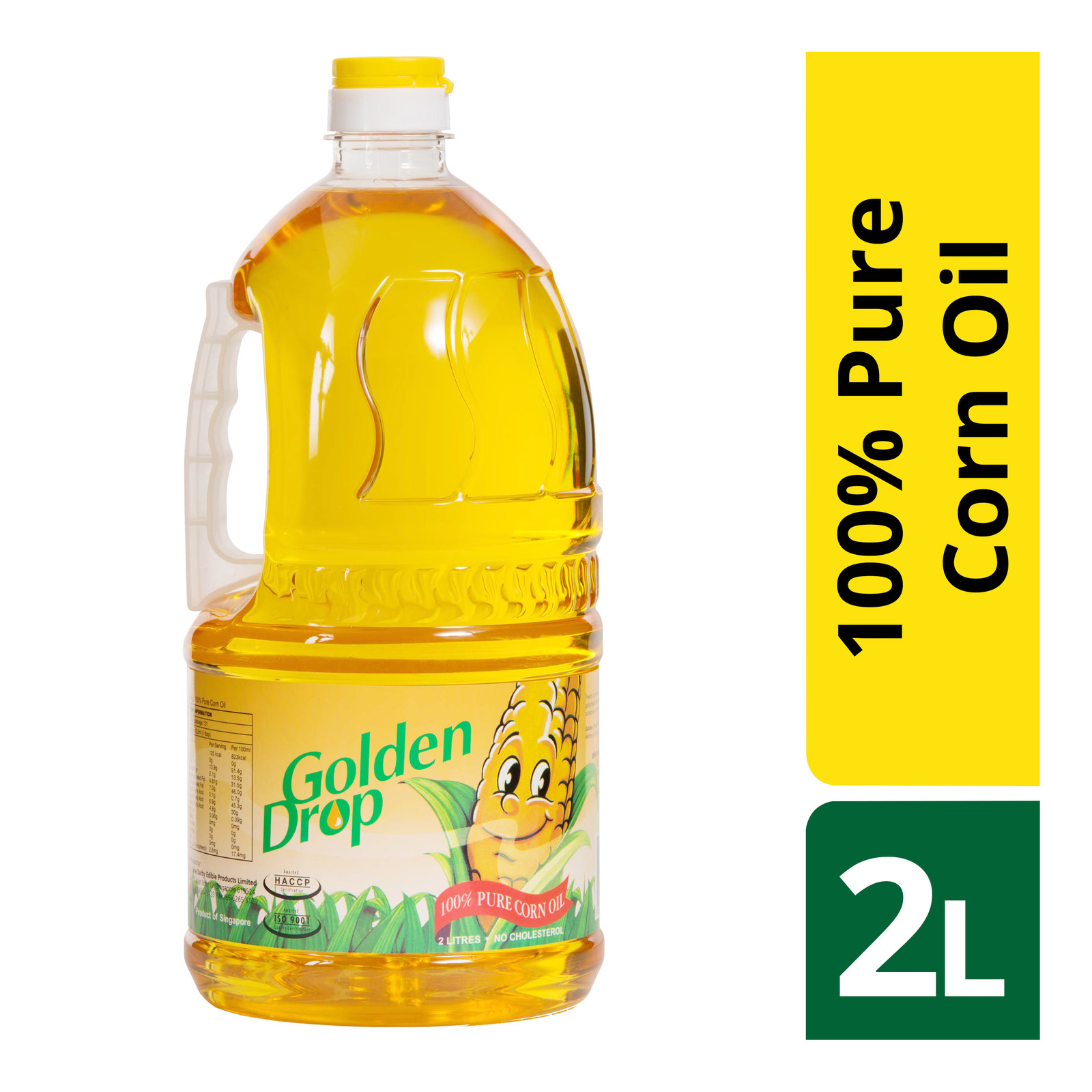 Golden Drop 100% Pure Corn Oil