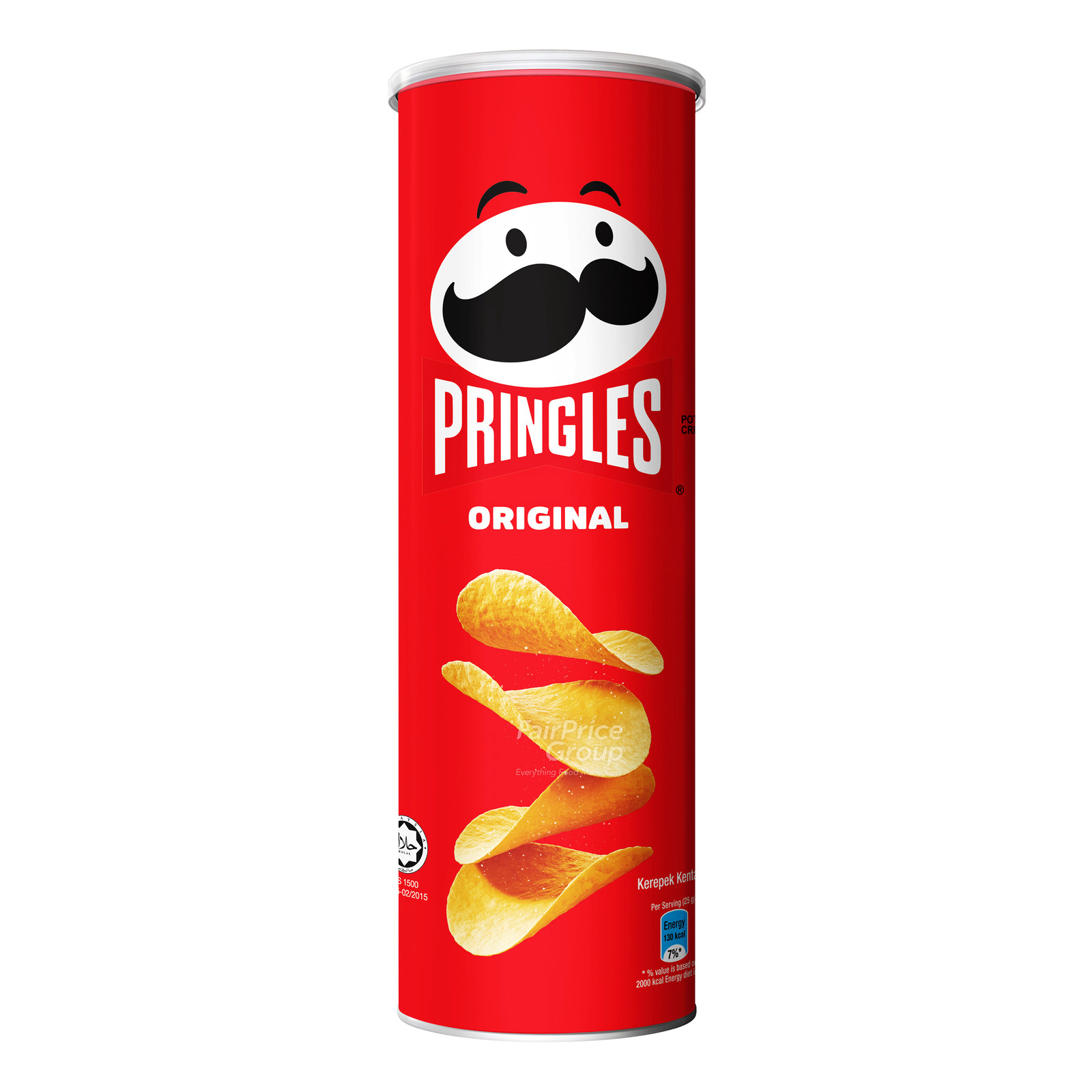 Pringles Original Potato Crisps Chips