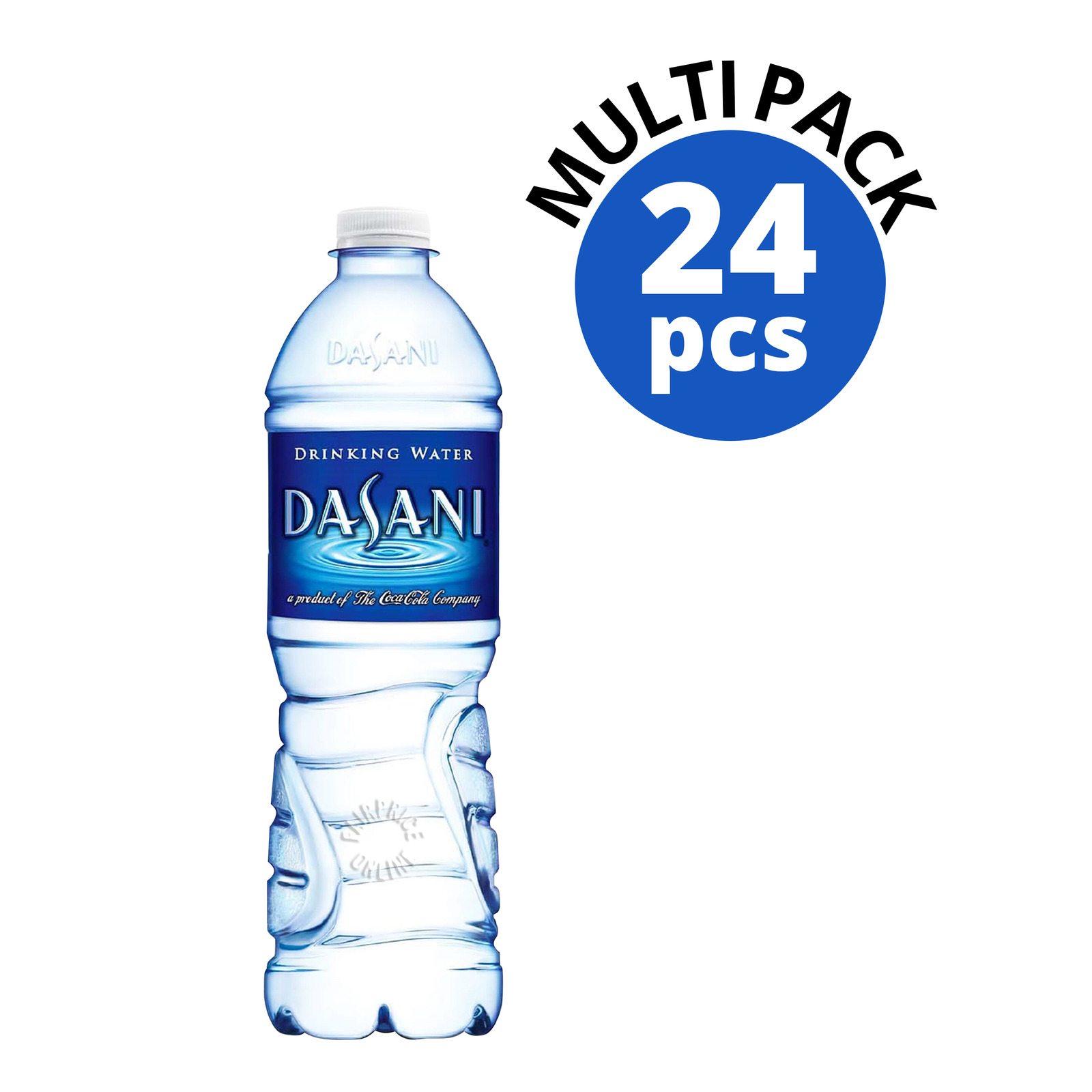 Dasani Drinking Water (12 x 1.5L) - Case