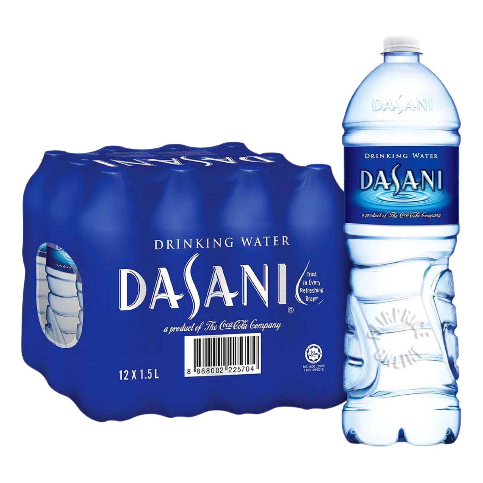 DASANI Drinking Water 12sX1.5L